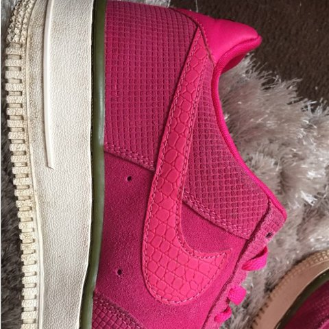 reputable site 5d836 f38dc  lisdepop. 5 months ago. Newcastle Upon Tyne, United Kingdom. Nike Air  Force1 in hot pink ...