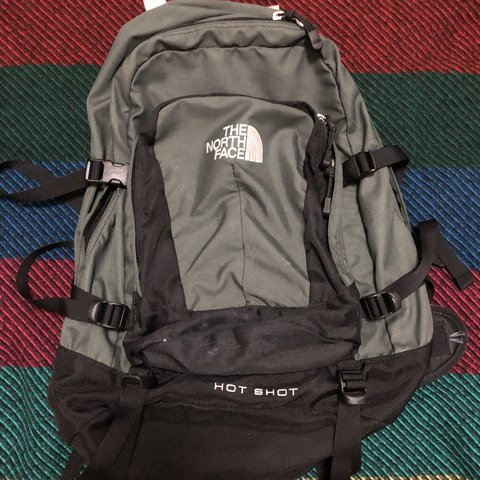 2b645ef20 @lonestarsandwhich. 7 months ago. New York, United States. The North Face  Hot shot backpack
