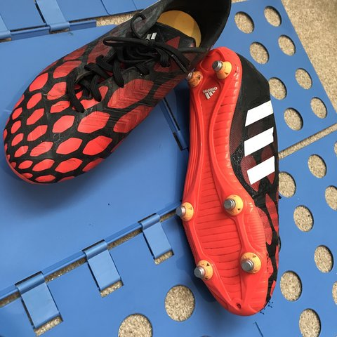 1819ff395bc5 @henryiron123. 27 days ago. Haverhill, United Kingdom. Adidas predator  boots, bought from pro direct soccer ...