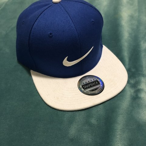 35c537ff5098f NIKE SnapBack Cap Hat Adjustable