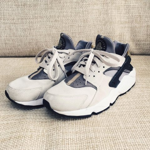 de5db4fb2d0e5 ... australia jd sports x nike air huarache light ash grey nike grey 6 depop  c2a2b 89a9c
