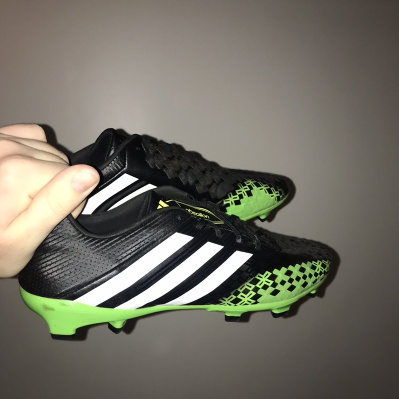 hot sale online 737a9 93d79 ... shoes red kids 1246 9bb69 20007  new zealand adidas predator absolion  bought from ebay 0 d8fcb 23144