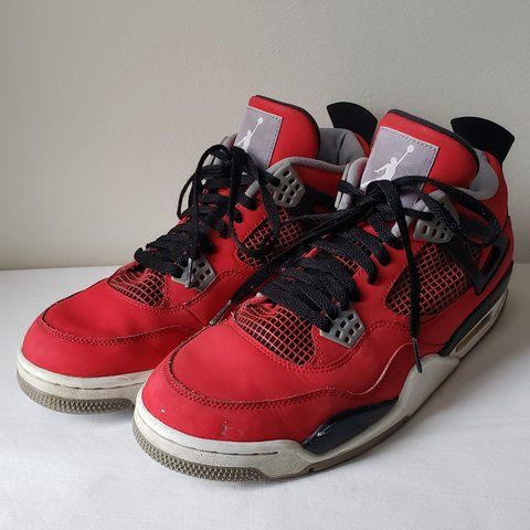 687289707da3db Nike Air Jordan 4 Toro Bravo 2013 Retro Men s shoe size 7 10 - Depop