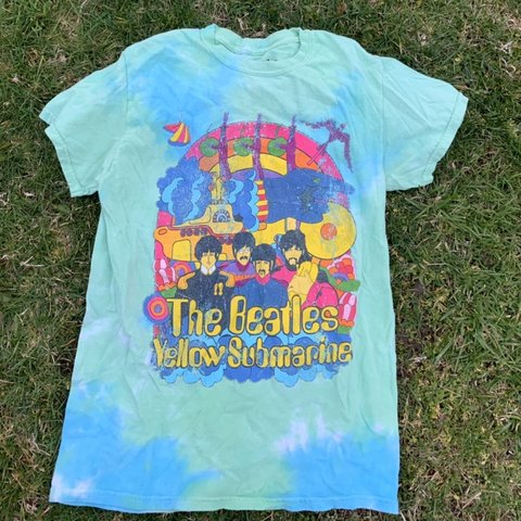 d6033fd52365 @nataliem101. 4 months ago. Ontario, United States. FOREVER 21 BEATLES TIE  DYE T-SHIRT IN GOOD QUALITY WORN 3 TIMES NO ...