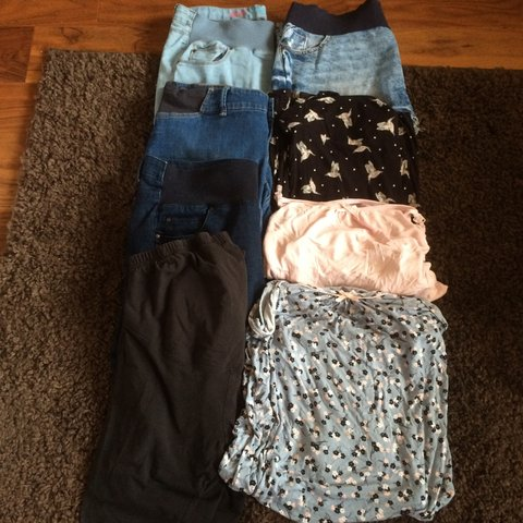 433b862f00b0d Maternity Clothes Bundle!! New Look, M&S, Next and Primark - - Depop