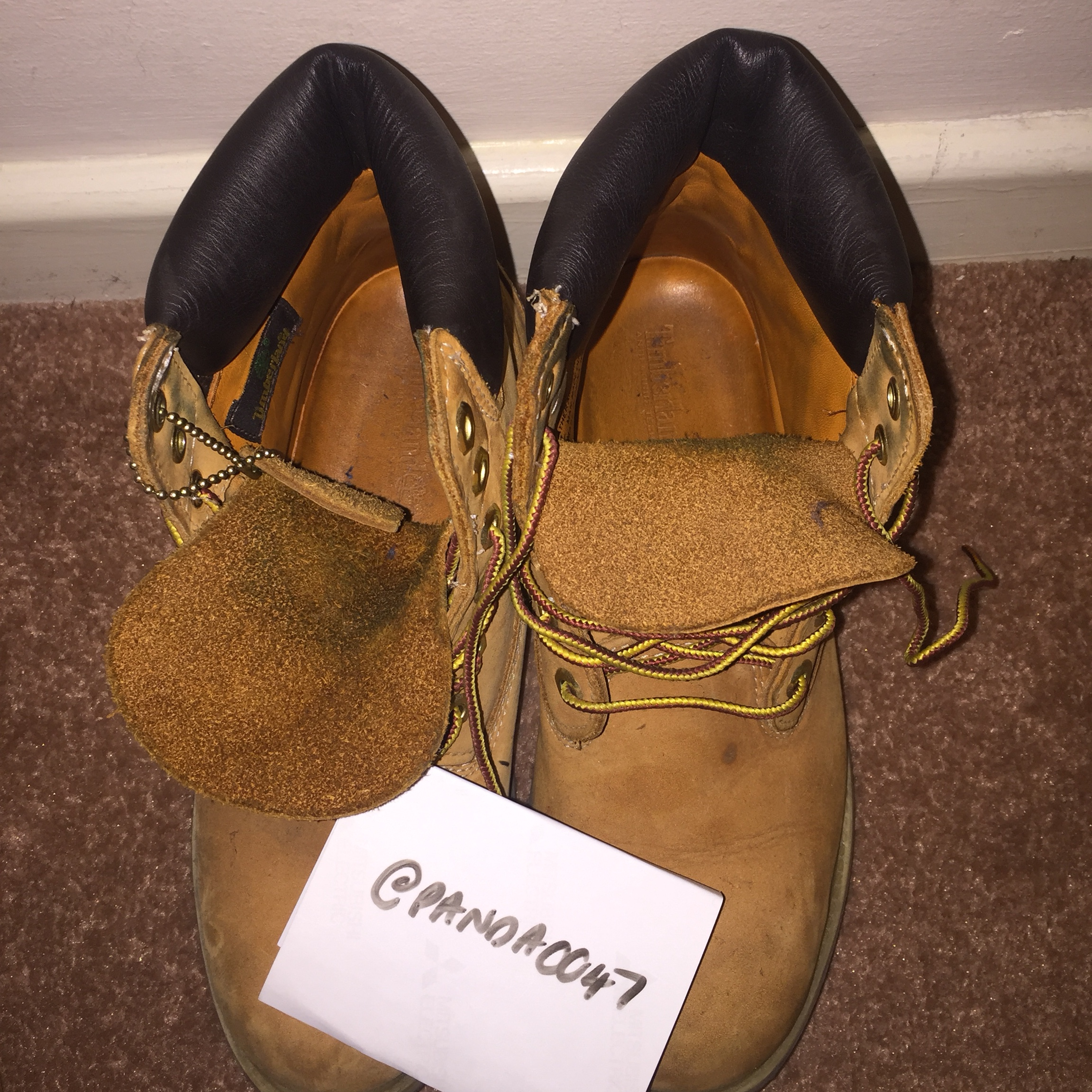 Timberland Old School Shoe, WORN. (OPEN TO OFFERS