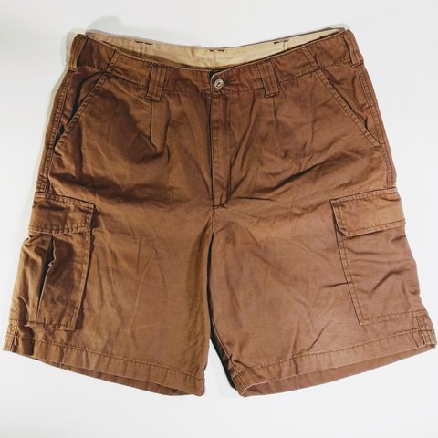 c8349757cd @308stor. in 6 hours. London, GB. Fjallraven cargo shorts. Size 52 /L  Colour brown. Condition 8/10 #fjallraven #timberland ...