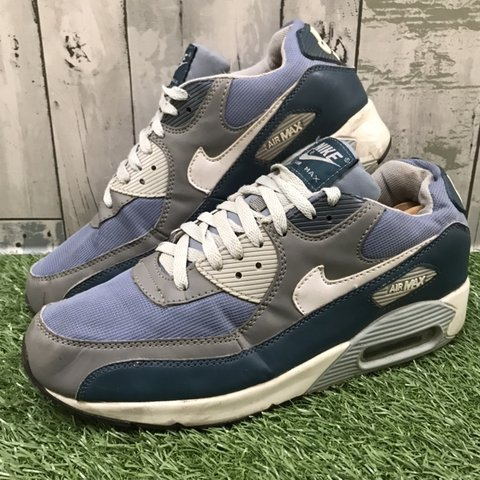 official photos 43621 e40b3  wallysshedvintage. last month. Chelmsford, United Kingdom. Nike Air Max 90  Aviator Essential Classic Trainers UK Size 8 ...