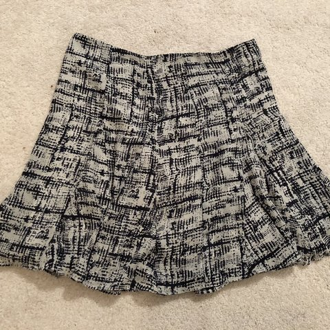 890823e9b1 NWT banana republic trapeze skirt color marled see all pic - Depop