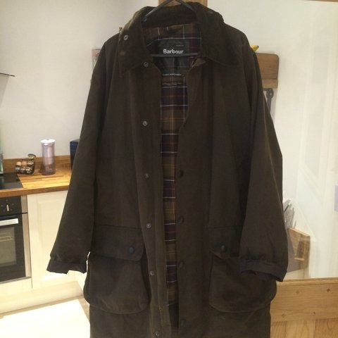 8935b767471f2 Classic Northumbria Barbour jacket, perfect condition only a - Depop