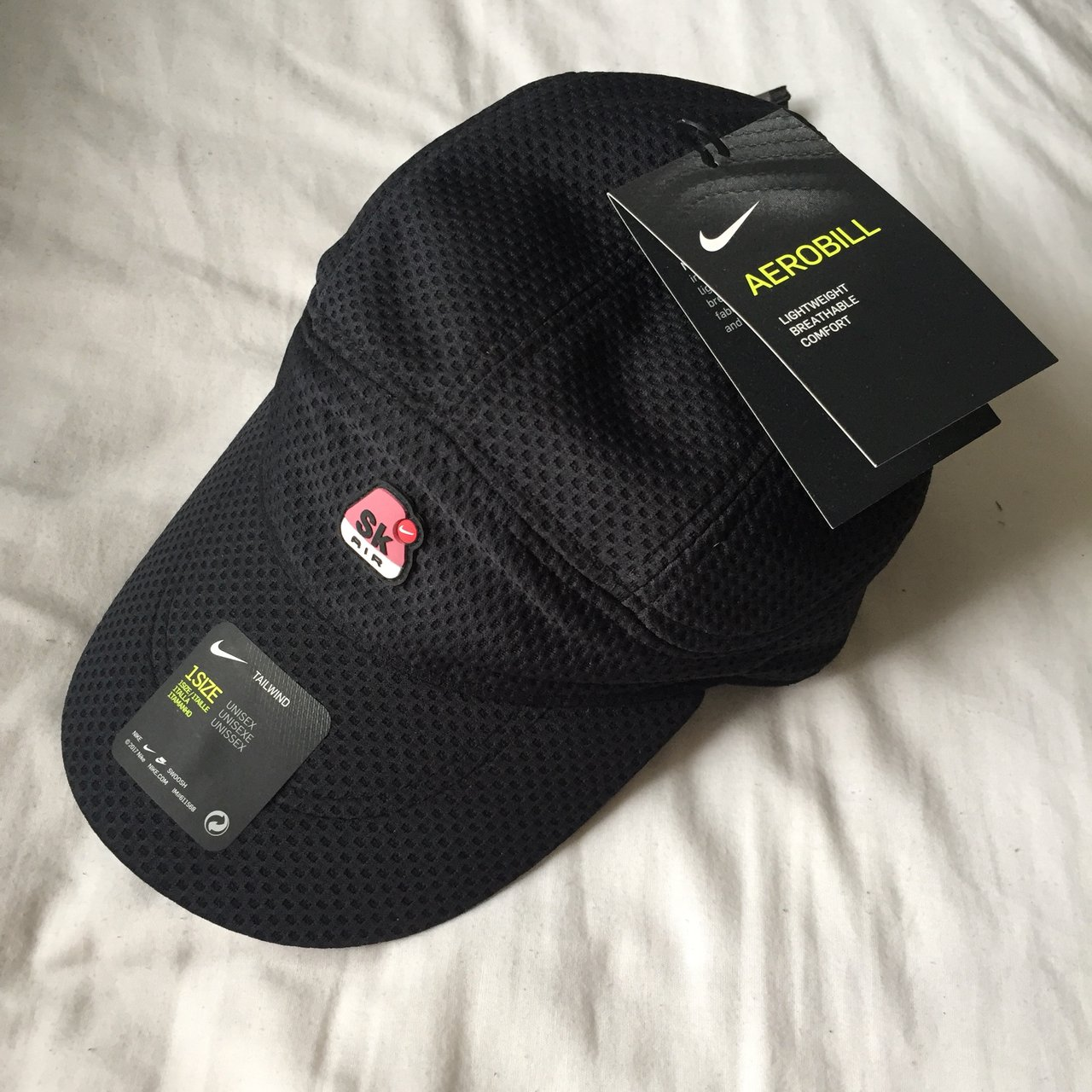 Skepta x Nike sk Air cap • only 250 of these were made and . - Depop 55eb6cb7218