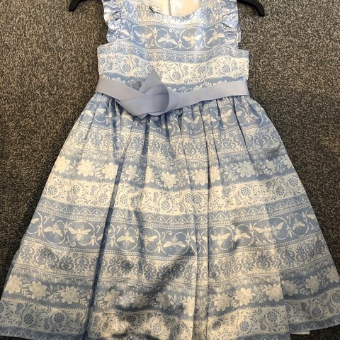 26b06800402 Girls monsoon Beatrice dress. This item is great! Worn once - Depop