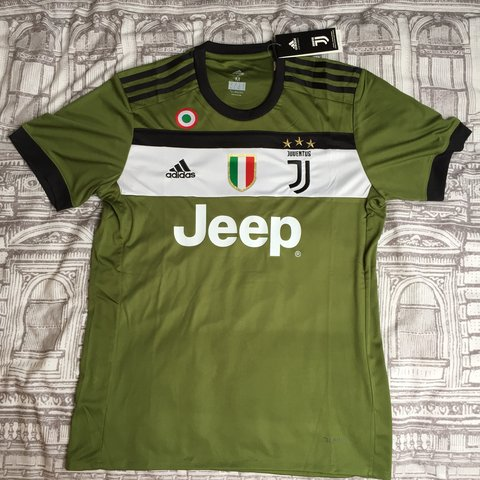 0e238edcd Juventus third kit 2017 18. Size M. Adidas. New with Tags - Depop