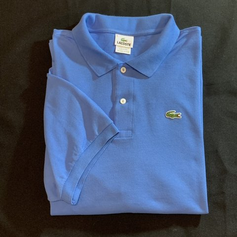 41f952b2 @amirs_place. 3 months ago. Boston, United States. Excellent pre-owned  condition Lacoste Short Sleeve Shirt.