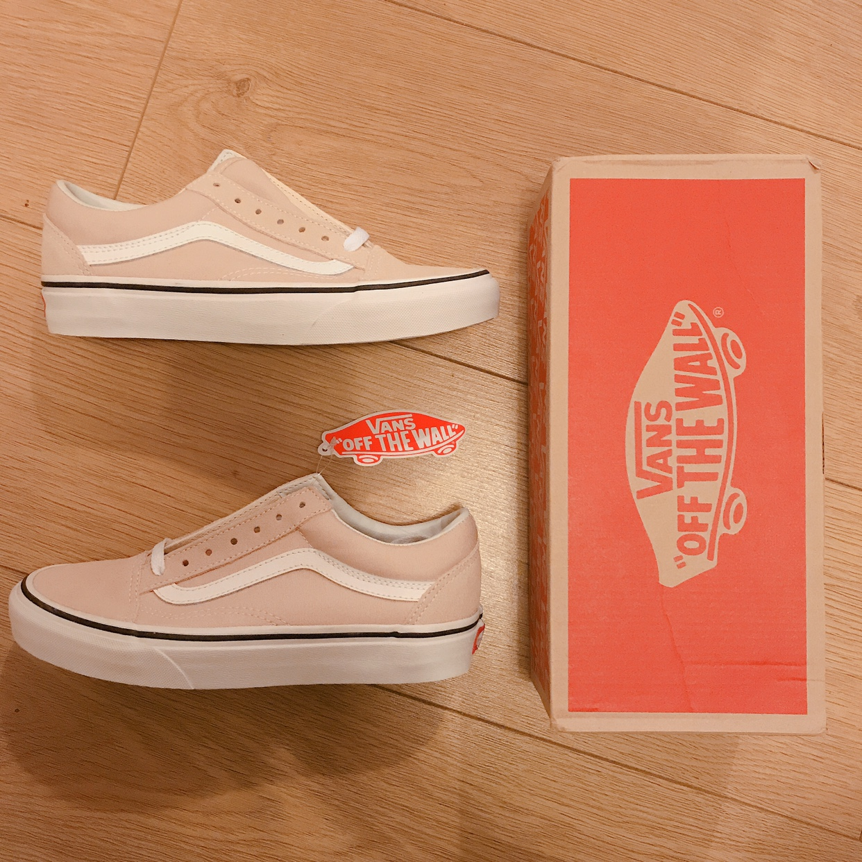 Vans Old Skool Frappe UK4 ⚠️Read carefully⚠️ 100% Depop