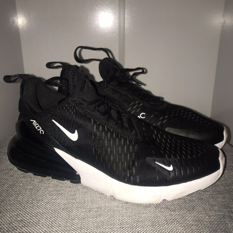detailed look 95fdc 23652  laurennormanxx. 2 months ago. Loughton, United Kingdom. Unisex black and white  nike air max ...