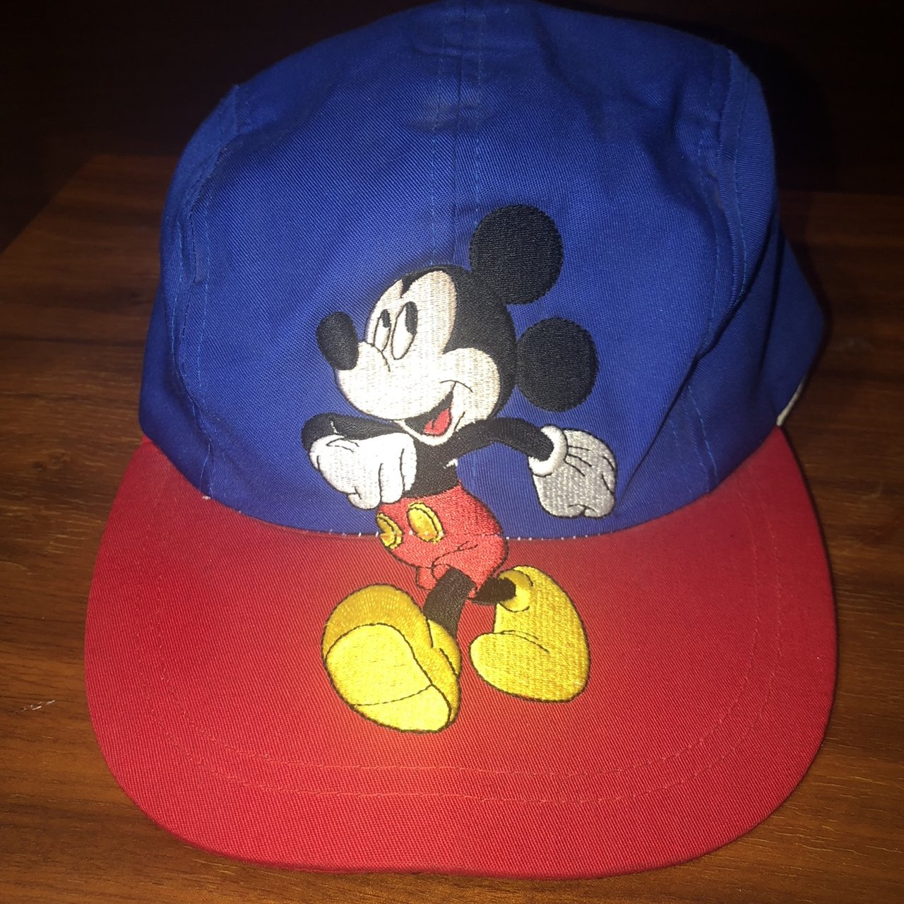 a64318f280d Mickey Mouse Hat Vintage! Selling a great condition vintage - Depop