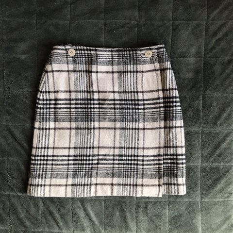 005913457c @lucentangels. last month. Madera, United States. Preppy plaid wool skirt  ...
