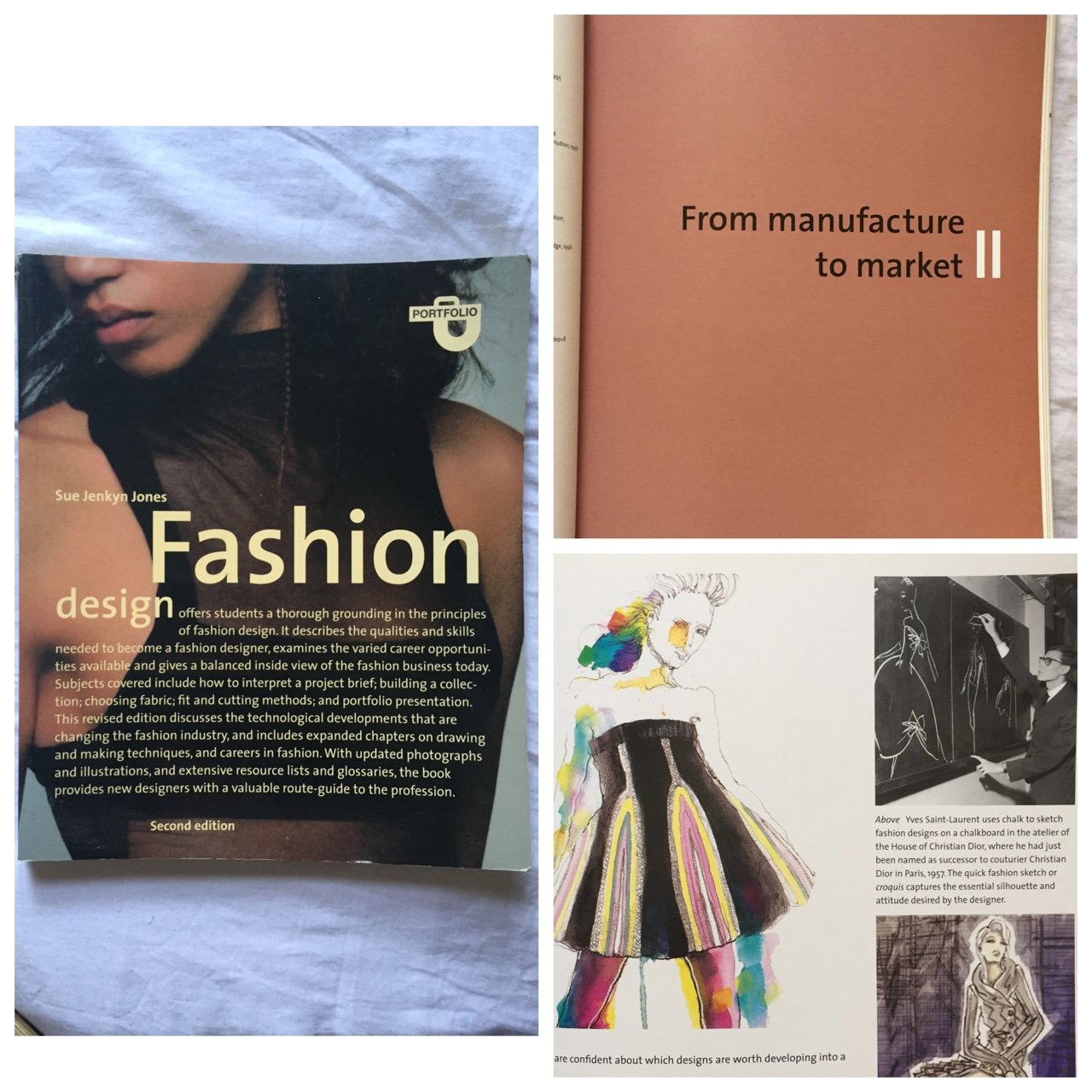 fashion design books for fashion students the best design books @sleko2. 3 years ago. London, UK. Fashion Design book - the best ...