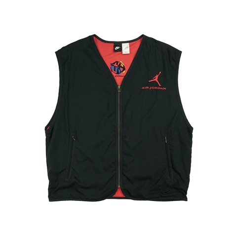 best loved 5c185 d8a29  goneagainvintage. 20 days ago. Vancouver, Canada. Vintage 90s Nike Air  Jordan light vest.