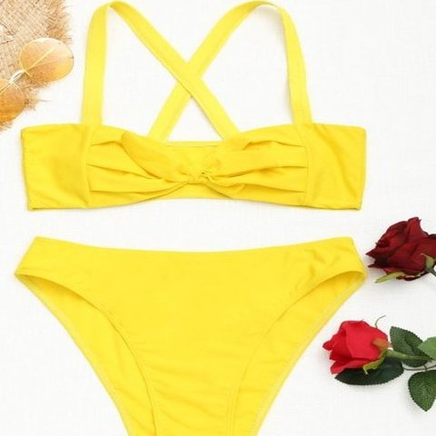 6f52bc81b5be @kazable123. 23 days ago. Galway, County Galway, IE. Yellow high waisted  bikini from zaful. Bottoms ...