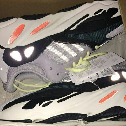 30e703d14 Adidas yeezy boost 700 these are a mens size 9.5 there were - Depop