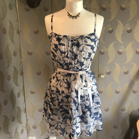 ad44d632b95 American Eagle Outfitters floaty summer dress - second hand - Depop