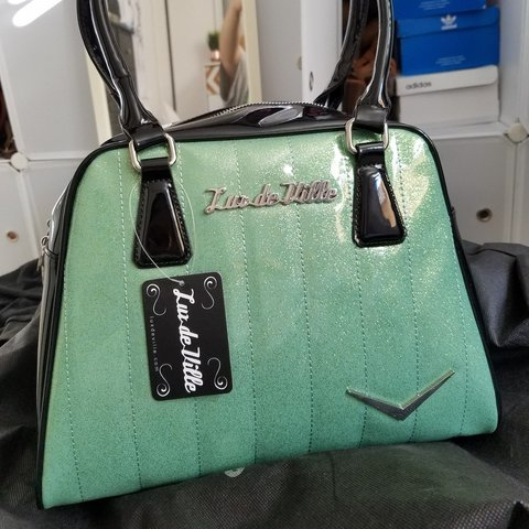 04e3fd19cd Lux de Ville Purse in mint. Brand new, never used. Perfect - Depop