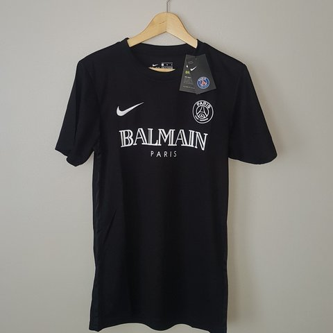5115757251f Balmain x PSG concept kit SIZE M Immaculate condition never - Depop