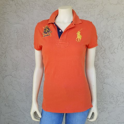 33a74757 @flippinfrocks. 7 days ago. San Marcos, San Diego County, United States. Vintage  Ralph Lauren 'The Skinny' big pony embroidered logo short sleeve rugby polo  ...