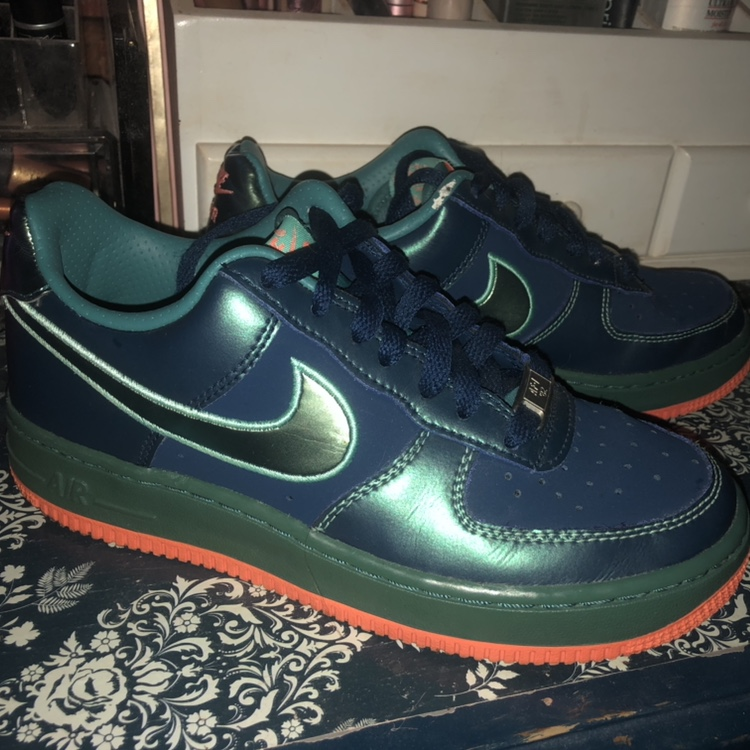 RESERVED Nike Air Force 1 '82 Blue