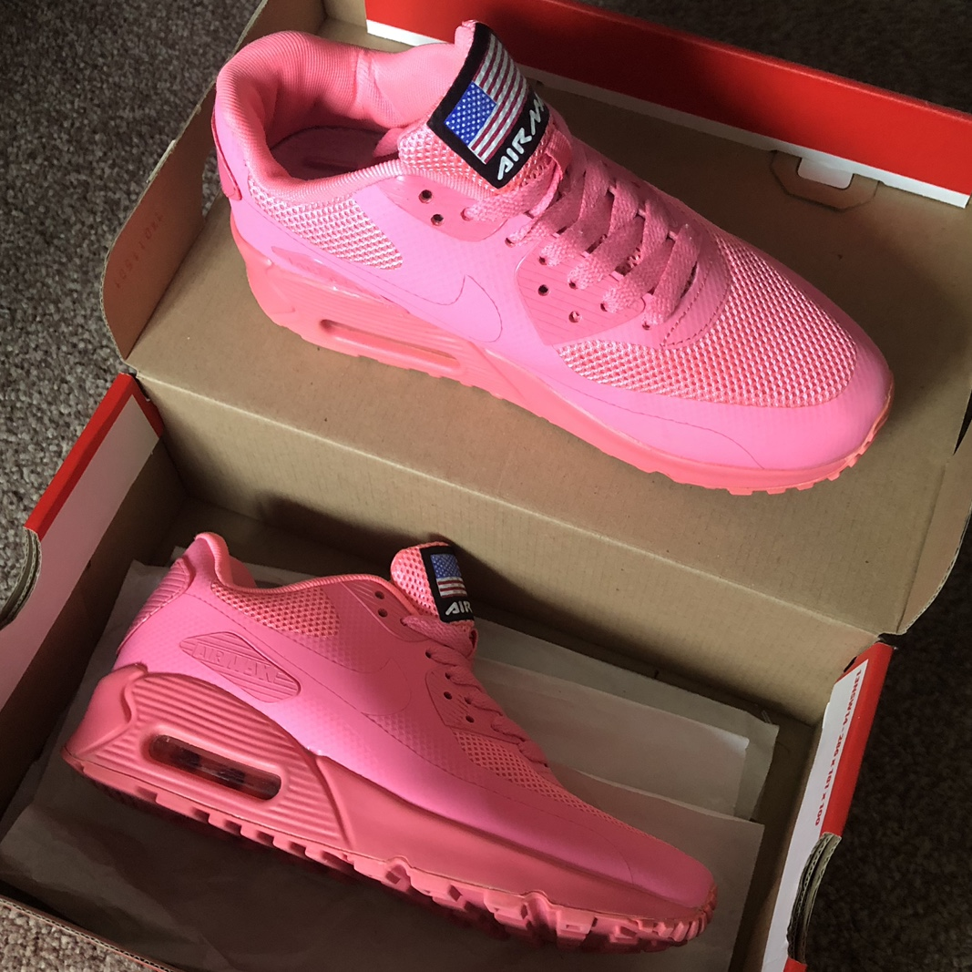 Neon Depop Pink Max 90 Nike Usa Air Hyperfuse Bright xrBoCed