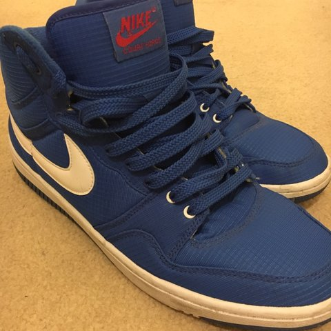 ed7842d2bf30e @emaleanne15. 5 months ago. Cranleigh, United Kingdom. Men's Nike court  fource hightop trainers, size 11. Only been worn a few times ...