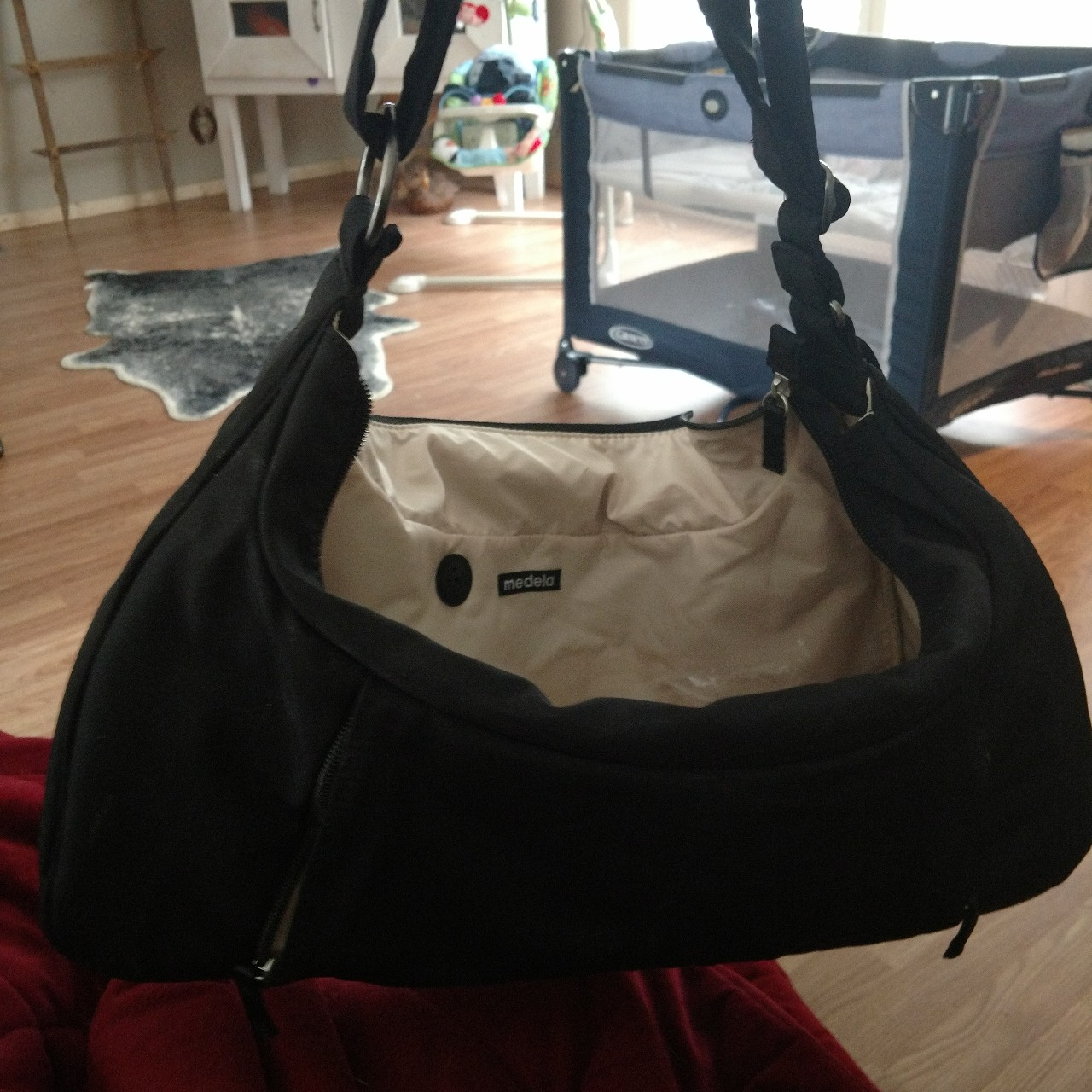 Medela Breast Pump Bag Brand New Never Been Out Of Depop