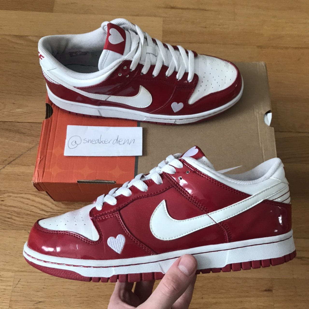 Nike Dunk Low Valentine's Day (2004
