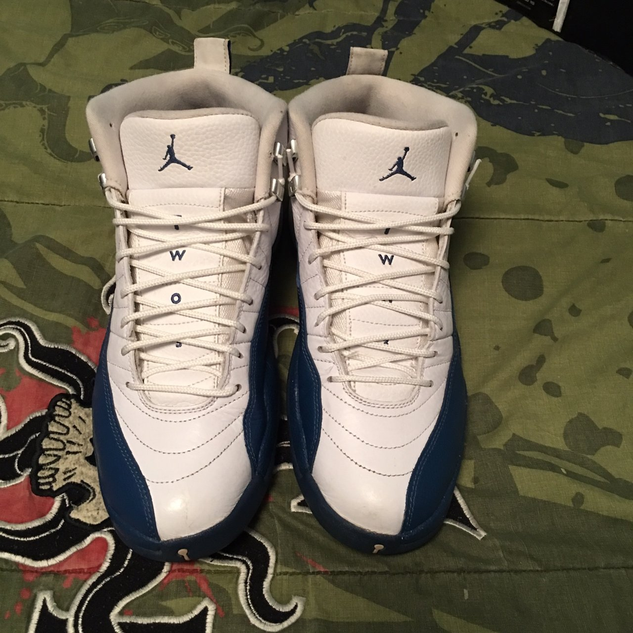 706c52720e7 French Blue 12s (2016) size 10.5. These are in very good are - Depop