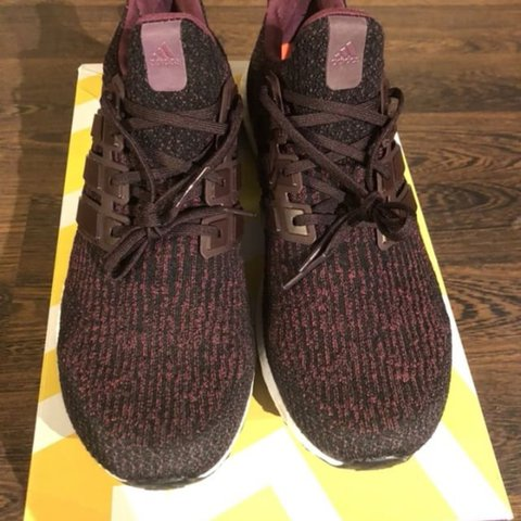 87cc54655 Mens Adidas Ultra Boost 3.0 Size 12 10 10 condition Worn 5 - Depop