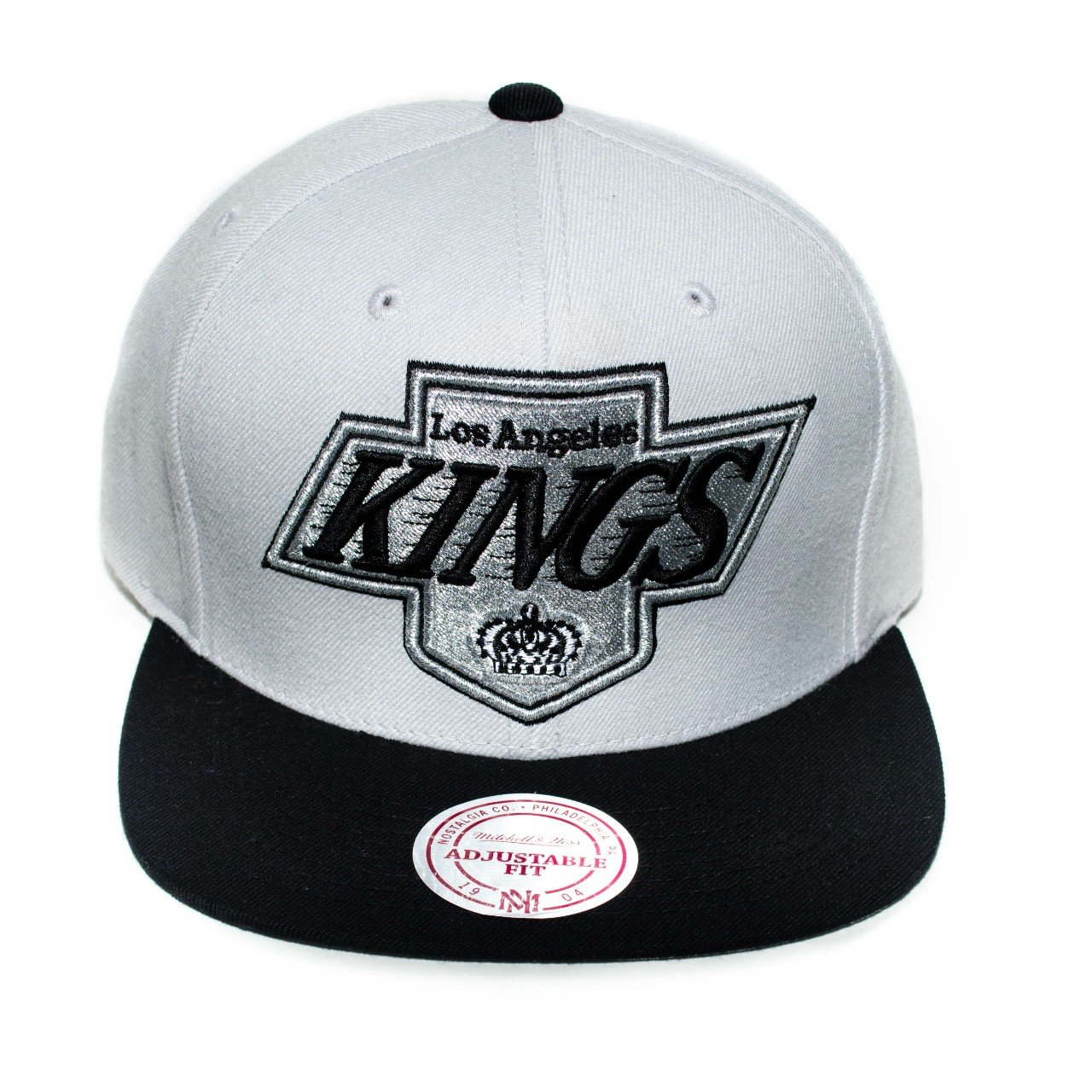 d50db44fb76 Los Angeles Kings Mitchell and Ness Snapback Brand  hat - Depop