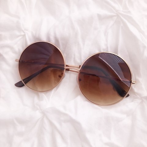 da861c6f17052 ✨ Multi color Circle Lens Sunglasses