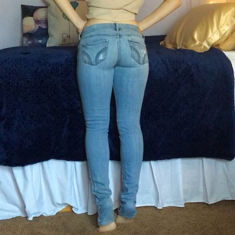 Porn pictures ass jeans photo tight