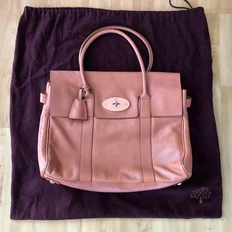 11dead673e9 @amidala26. 9 months ago. London, GB. MULBERRY Bayswater bag -used 8/10  condition. Has slight ...