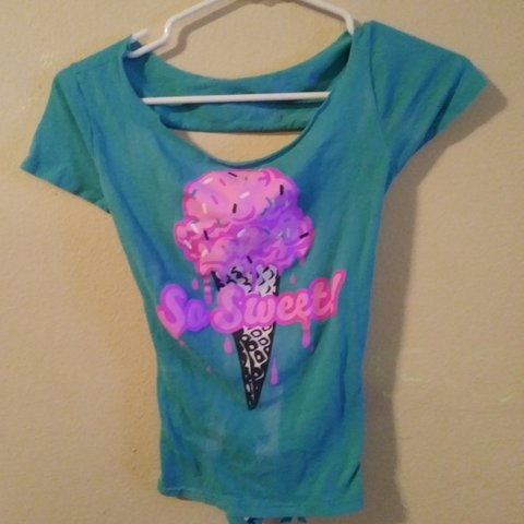Classic Jeffree Star Shirt 10 Years Old From Hot Topic Ice Depop