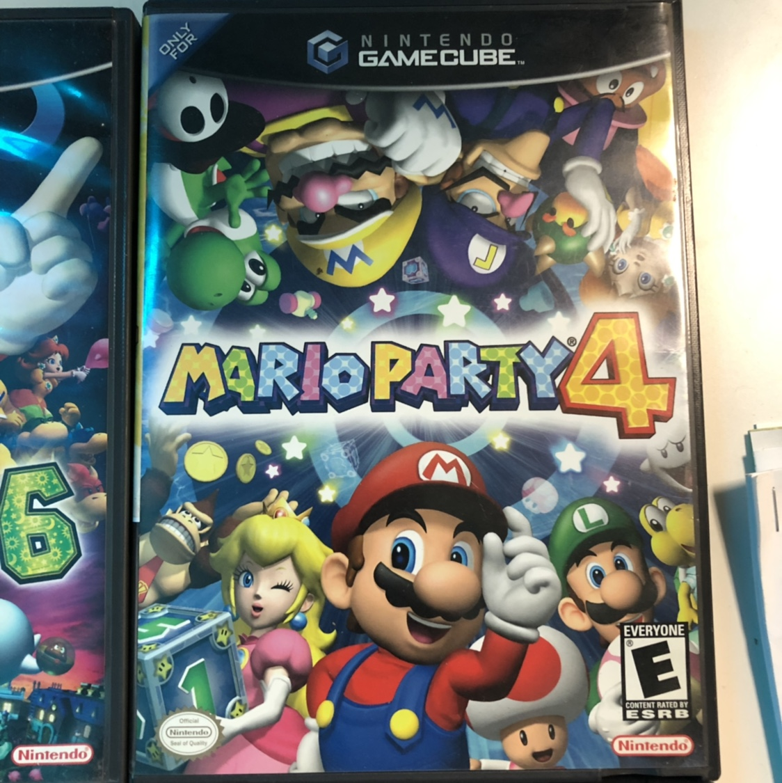 Nintendo GameCube: Mario Party 4! Here's a classic    - Depop
