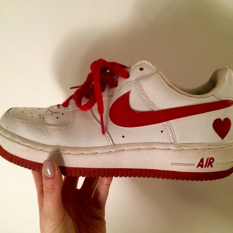 Nike Air Force 1 Valentine S Day Pack 2004 100 Legit No Depop