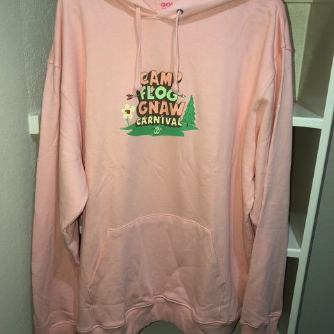 6a3986df013e10   ON HOLD   DO NOT PURCHASE Camp Flog Gnaw Hoodie from new - Depop