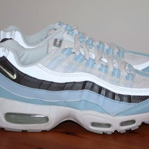 e0c3eed351 @heysbarlow. 4 years ago. Greenmount, , Bury, United Kingdom. Nike air max  95 97 tn! BRAND NEW never been worn baby blue ...
