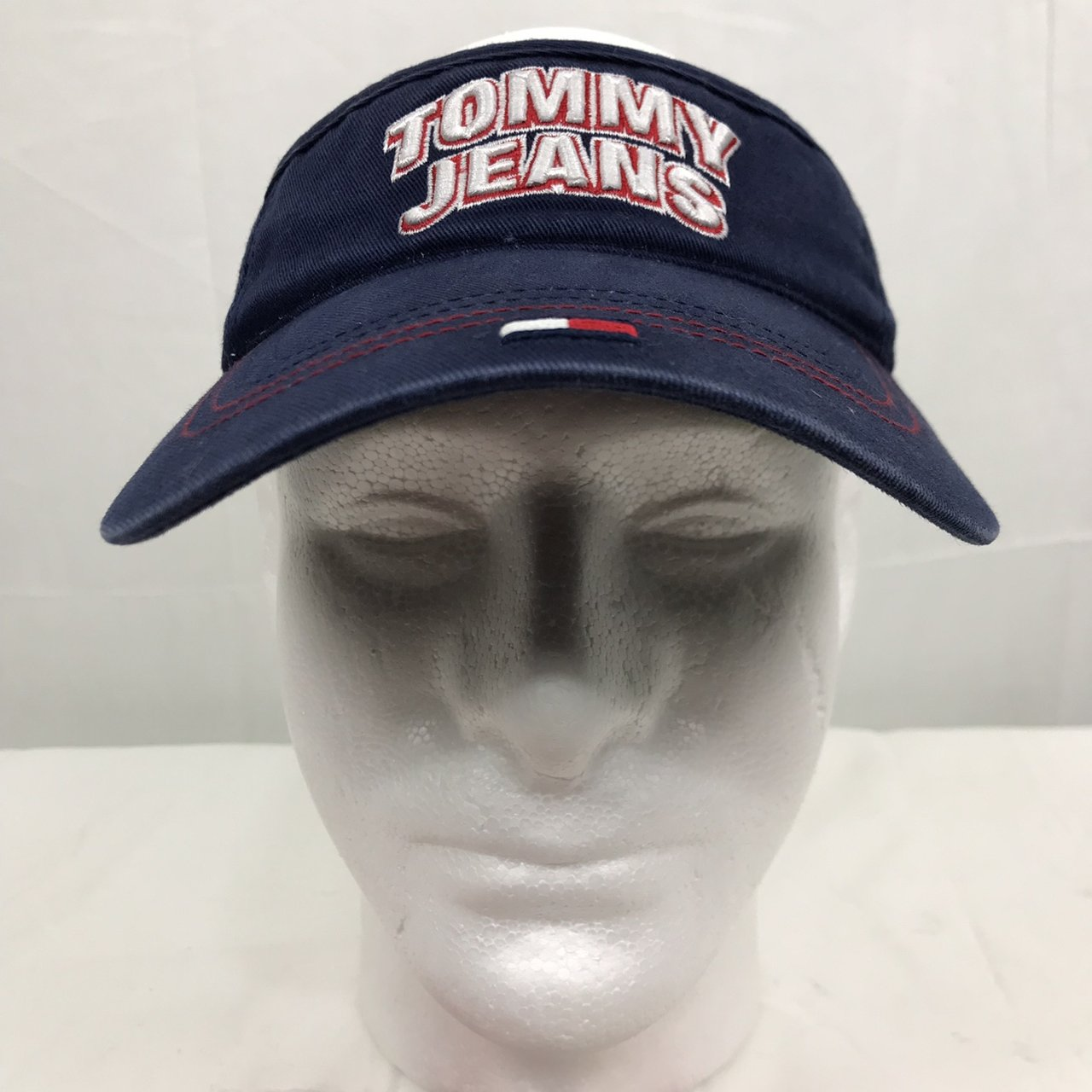 90 s Tommy Hilfiger Tommy Jeans Spellout Visor Unisex New - Depop 7ca11ca8eea