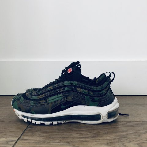 huge selection of 829b4 2838a  conveniencestor. 6 months ago. London, United Kingdom. Item  Nike Air Max  97 Country Camo UK Trainers Camouflage