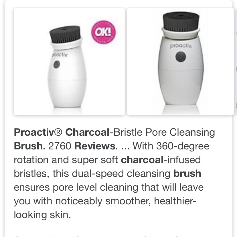 The Best Proactiv Charcoal Pore Cleansing Brush Gif