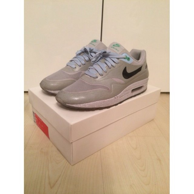 new arrival 651f0 c6f96  thegrailstore. 5 years ago. Cornwall, UK. Nike air max 1 sp x clot kiss of  death ...